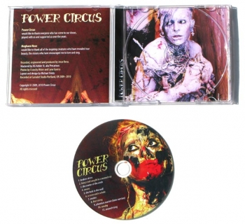 Limited Edition Power Circus CD